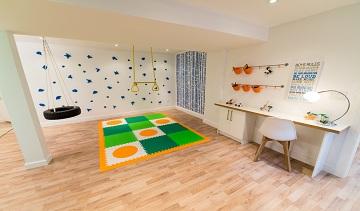Напольное покрытие для детской комнаты. Какое лучше выбрать?