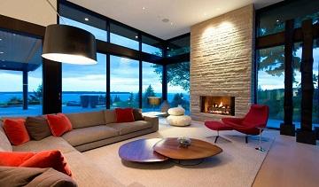 Красивый интерьер дома